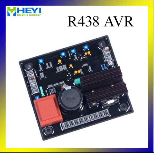 automatic voltage regulator generator avr R438 generator automatic voltage regulator avr r438 three phase automatic voltage regulator 1pc