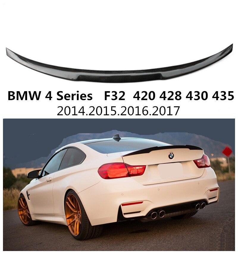 Carbon Fiber Spoiler For BMW 4 Series F32 420 428 430 435