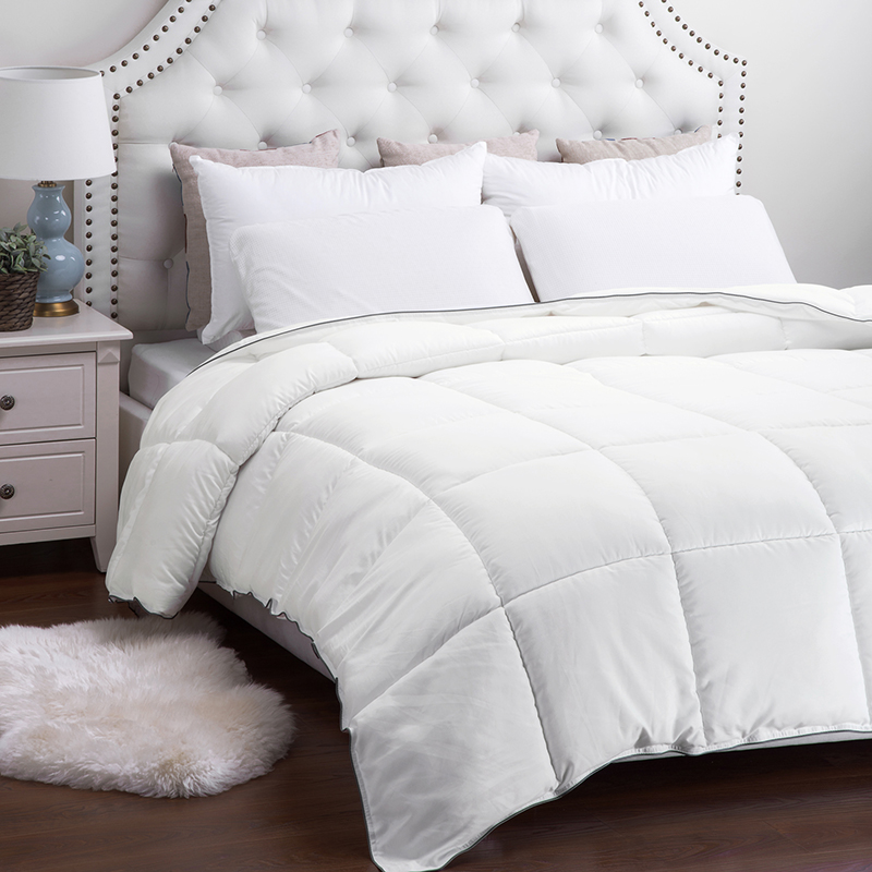 Full Filling Duvet, High Quality, White Down, Comforter 9