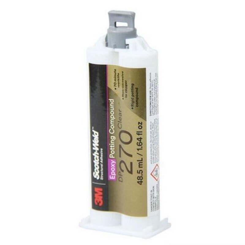 Где купить 3 м DP270 прозрачная заливка эпоксидной смолы структурного клея склеивание различных металлов и пластмасс 48,5 мл