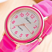 New Design Silicone Brand Women S Watches Women Dress Watch Lover S Ultra Slim Watch Relogio