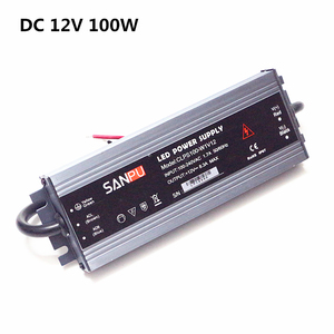 Image 3 - LED Strip Power Supply 110V 220V to 12V LED Driver IP67 Waterproof Ultra Thin LED Light Transformer 60W 100W 120W 150W 200W