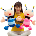 Stuffed toys 30cm/piece kawaii plush toys cute ant bee plush doll stuffed animal soft toys for children birthday gift