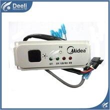 95% new good working for Midea air conditioning board KJR-02B/dp KJR-02B control panel display board