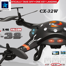 Cheerson Quadcopter CX-32 Drone 2.4GHz 6-Axis Helicopter with LED light Hight Hold Helicopter RC toys without camera