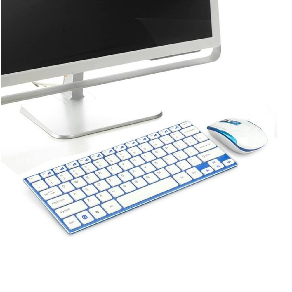 2.4 GHz clavier sans fil souris ensemble 1000 DPI souris ordinateur pc claviers sans fil pour ordinateur portable ordinateur de bureau bureau usage domestique