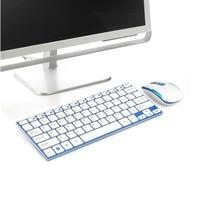 2.4GHz Wireless Keyboard Mouse Set 1000DPI mice computer pc keyboards wireless for laptop desktop pc office home use