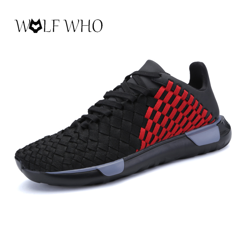 2018 WolfWho Shoes Men Casual Shoes Male Fashion Footwear Male Shoes Cheap Men Sneakers For Dropshipping,wholesaling