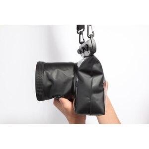 Image 5 - Водонепроницаемая сухая сумка для камеры 20 м, 65 футов, чехол для подводного плавания, сумка для плавания для Canon, Nikon, Sony, Pentax, DSLR, фотоаппарата