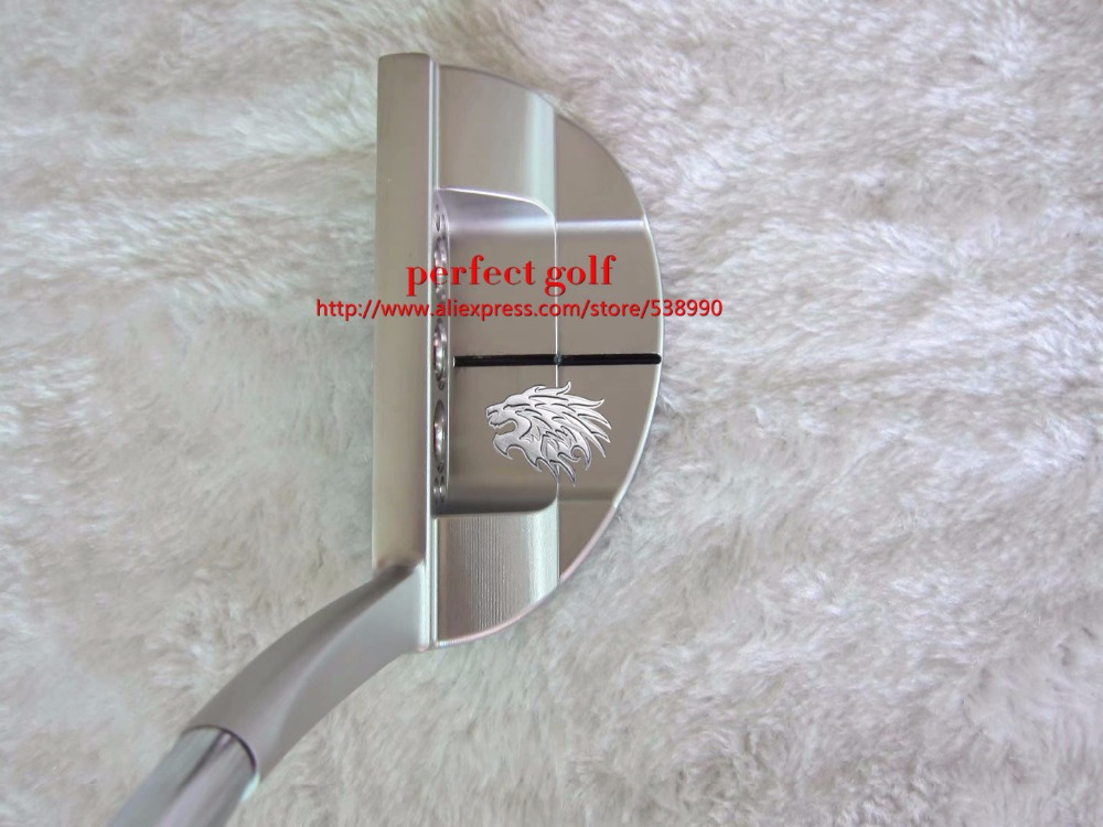 2016 New ONLY GOLF clubs Newport 3 Golf putter 33.34.35 inch with Golf steel shaft and wrench putter headcove Free shipping 2016 new womens golf tshirts branded high quality dobby long sleeve breathable s 2xl 4 colors golf sport clothing free shipping
