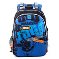 "New 16"" Orthopedic Children School Bags Waterproof Hard Shell Backpack Europe Cartoon kids Schoolbag Boys Student  Book Bags"