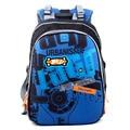 "New 16"" Orthopedic Children School Bags Waterproof Hard Shell Backpack Europe Cartoon kids Schoolbag Boys Student  Book Bags"