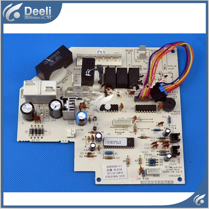 95% new good working for air conditioner motherboard 5L51B 30055811 300558111 small beans gold  on sale