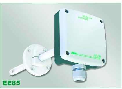 [SA] EE85 シリーズオーストリア E + E パイプ-マウント CO2 送信機とスイッチ EE85-2C65