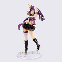 23CM Japanese Anime Figure Love Live Nozomi Tojo Action Figure Tarot Cheongsam Ver Action Figure Collectible