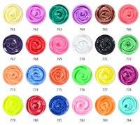 1kg CANNI Modeling Gel Nail Art Design Soak off UV LED Nail 3D Color Gel Flower Painting Gel Bulk Package Sculpture Gel