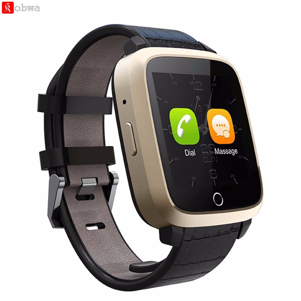 Bluetooth Smart Watch U11S Fitness Tracker Wrist Bracelet GPS Heart Rate Monitor 3G Android 5.1 Smartwatch for IOS Android Phone