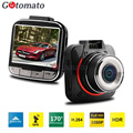 Gotomato Car DVR Ambarella A7LA50 GPS Logger GS52D Video Recorder Full HD 1080P 170 Degrees Wide Angle LCD G-Sensor Cam Camera