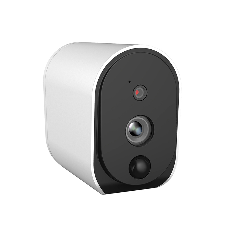 Nouveau Meisort L3 Mini IP Caméra 2*18650 Batterie Wifi Caméra 1080 p HD Vidéo Étanche Infrarouge PIR En Plein Air home Monitor Alerte