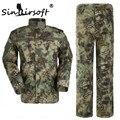 Traje de camuflaje de Mandrake de Kryptek SINAIRSOFT uniforme militar. Camisa + Pantalones, ropa táctica de caza BDU Airsoft