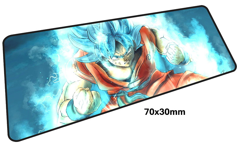 DRAGON BALL mousepad gamer 700x300X3MM gaming mouse pad large Fashion notebook pc accessories laptop padmouse ergonomic mat