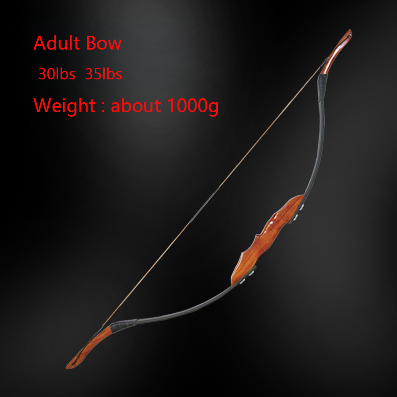 Image 5 - 15 35 lbs Hunting Bow Wooden Recurve Bow American Archery Bow for Hunting Shooting Outdoor Sports Game Practice new-in Blind & Tree Stand from Sports & Entertainment