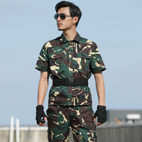 1a88badc374 Wholesale 2019 Summer Military Uniform Tactical Army Green Hunter  Camouflage Shirts Combat Pants US Army Military