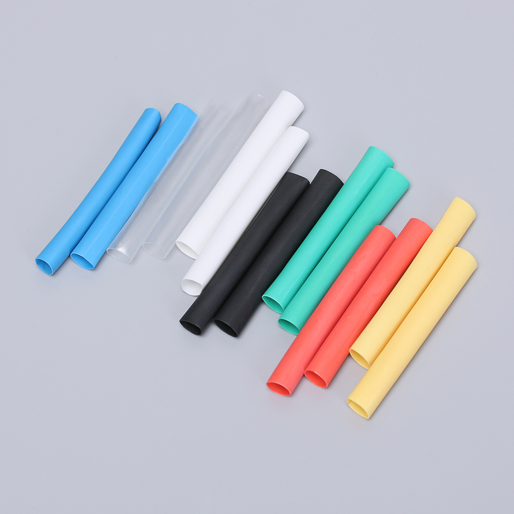 12PCS Set Universal Heat Shrink Tube Saver Cover For iPhone Lightning Charger Cable USB Cord Protector 12PCS/Set Universal Heat Shrink Tube Saver Cover For iPhone Lightning Charger Cable USB Cord Protector New Wire Organizer