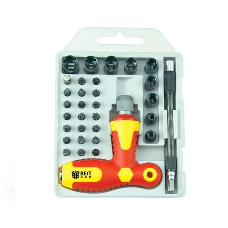 Juego de destornilladores de precisión de 33 piezas Juego de - Herramientas manuales - foto 3