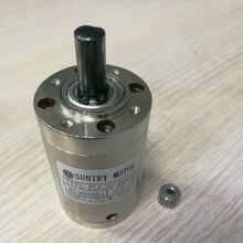 3,71: 1 Планетарная коробка передач PLG36 Планетарная коробка передач диаметром 36 мм вход 5 мм