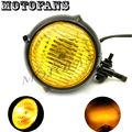 Motofans - H/L Beam Retro Styled Headlight Head Light for Yamaha Exciter SR185 SR250T Midnight Virago Radian 600 Raider SCL New