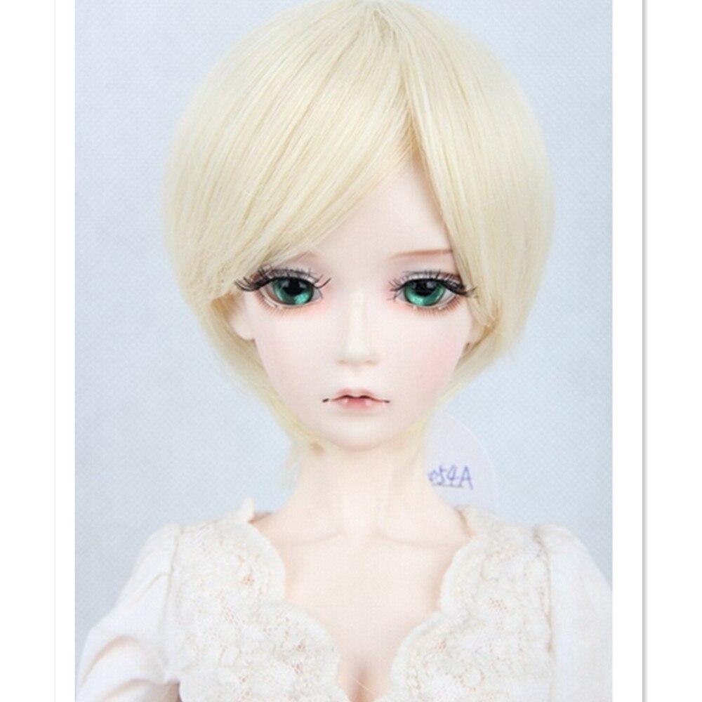 1/3 1/4/16 BJD парик длинные прямые кукла Женские аксессуары для волос для Куклы, милые чёрный; коричневый BJD куклы Искусственные парики Синтетиче