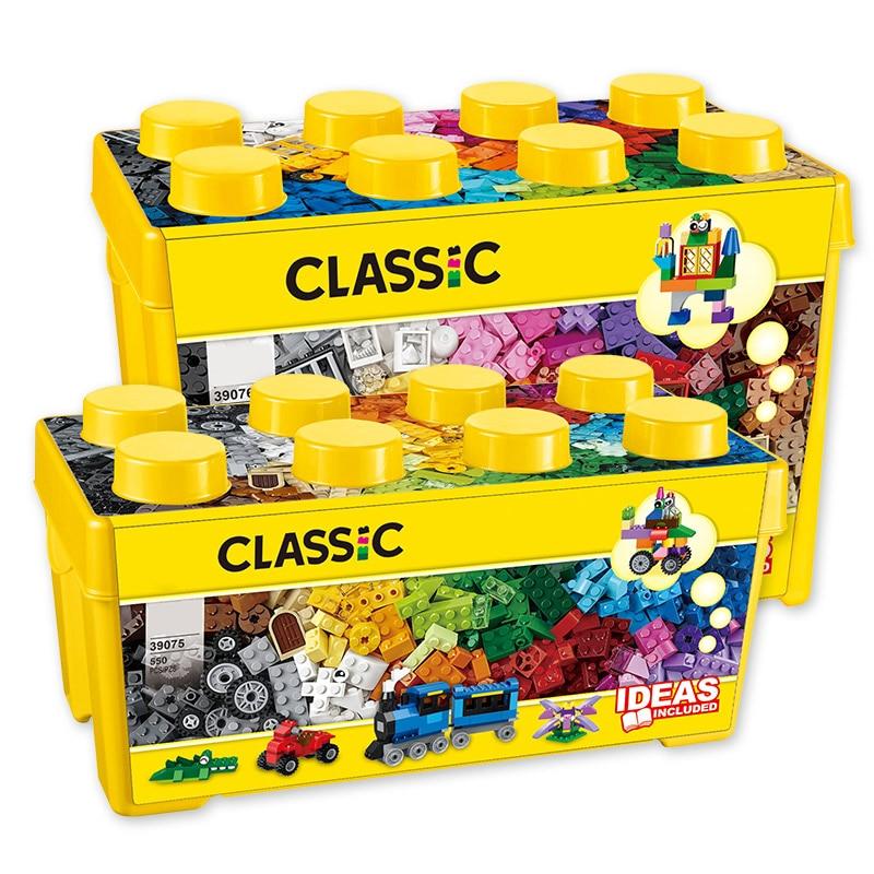 Yellow Bricks Lot of 100 New Lego 2x4 ID 3001