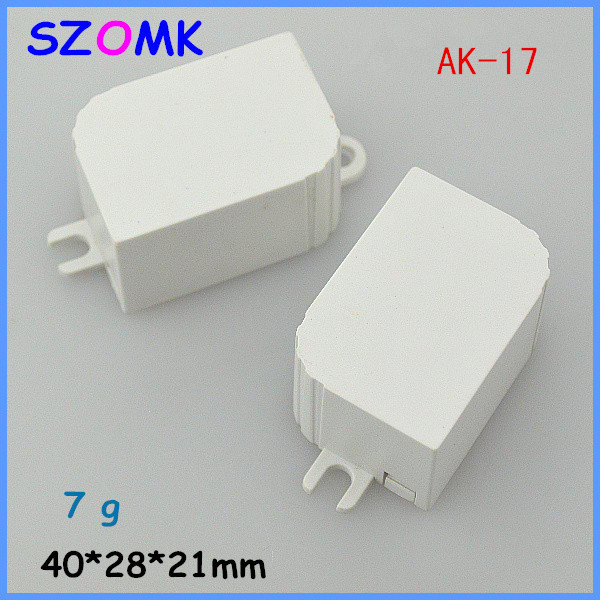 szomk project box electronics case (20pcs) 40*28*21mm small LED ...