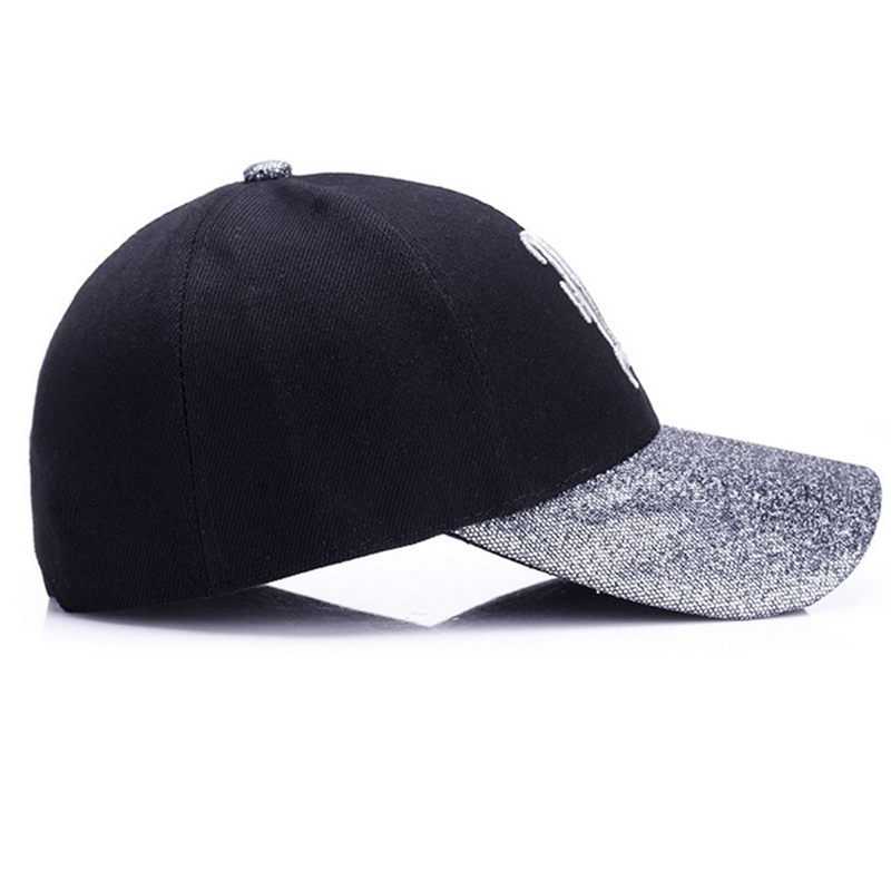 Spring Baseball Caps Summer Outdoor Sports Golf Hats Embroidery Letter N For Women Men Breathable Casquette Hip HopTrucker Cap