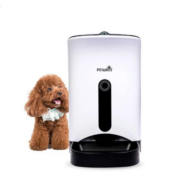 Petwant Automatique Smart Pet Feeder Distributeur De Nourriture pour Chiens Chats NOUS Standard