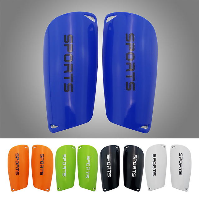 2 PCS Soccer Shin Guards Football Shin Protective Board Soccer Training Calf Protector Lightweight Football Leg Pad
