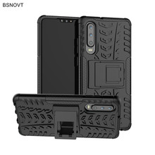 For Huawei P30 Case Shockproof Silicone Hard PC Bumper Armor Anti-knock Phone Case For Huawei P30 Cover For Huawei P30 BSNOVT все цены