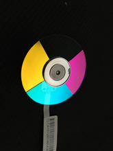 (NEW) Original Projector Colour Color Wheel Model For Dell S300 color wheel