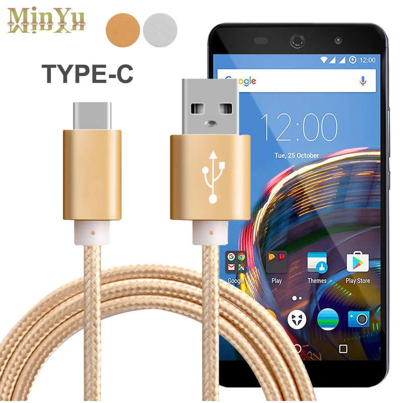 1Meter, USB 3.1 Type C Data Sync & Charge Cable for Xiaomi Mi pad 3 for Wileyfox Swift 2 X / Swift 2 Plus USB-C Charging Cables 1m usb 3 1 type c data sync