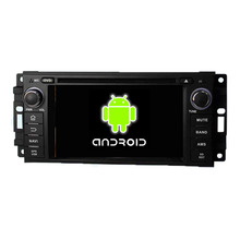 ROM 16G Quad Core Android 5.1.1 Fit Chrysler 300C 2005 2006 2007 Car DVD Player Navigation GPS 3G Radio Steering Wheel Control