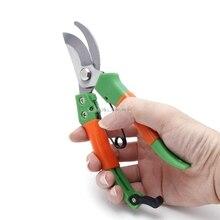 Hand Pruner Tools Garden Plants Branch Pruning Scissors Secateurs Cutter Shear Cutting Tool B119