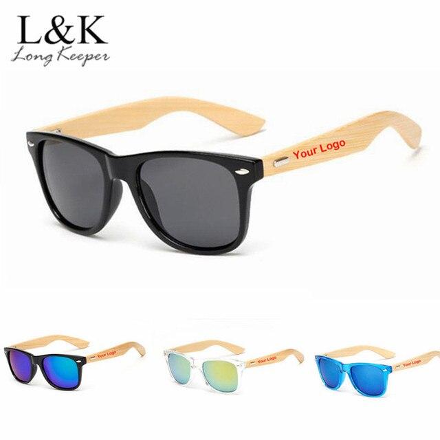 cc56379e074 Long Keeper Custom Logo Bamboo Foot Sunglasses Men Wooden Women Original  Wood Sun Glasses Customerized 20