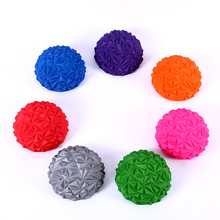 4pcs/Set Hemisphere Balance Stepping Stones Durian Spiky Massage Ball Sensory Integration Indoor Outdoor Games Toys for Children solid stepping stones for the christian s journey