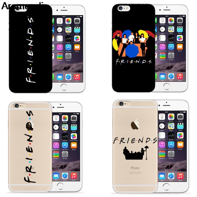 2512047a087 Fundas de teléfono Central divertidas con logotipo de programa de TV para  iPhone 4 5C 5S 6 S 7 8 Plus X funda de TPU suave transparente