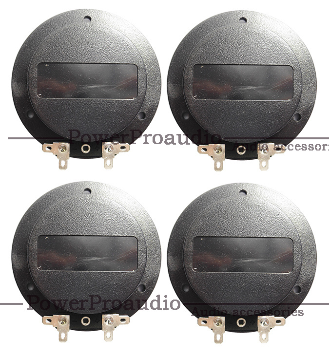 4pcs lot Replacement diaphragm For Eminence Yamaha JAY2061 S115IV S215IV SM15V SM12IV 16ohm