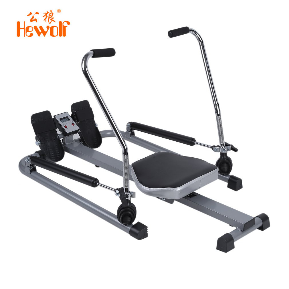 Multifunctional Abdominal Rowing Device Belly Trainer Tool Fitness