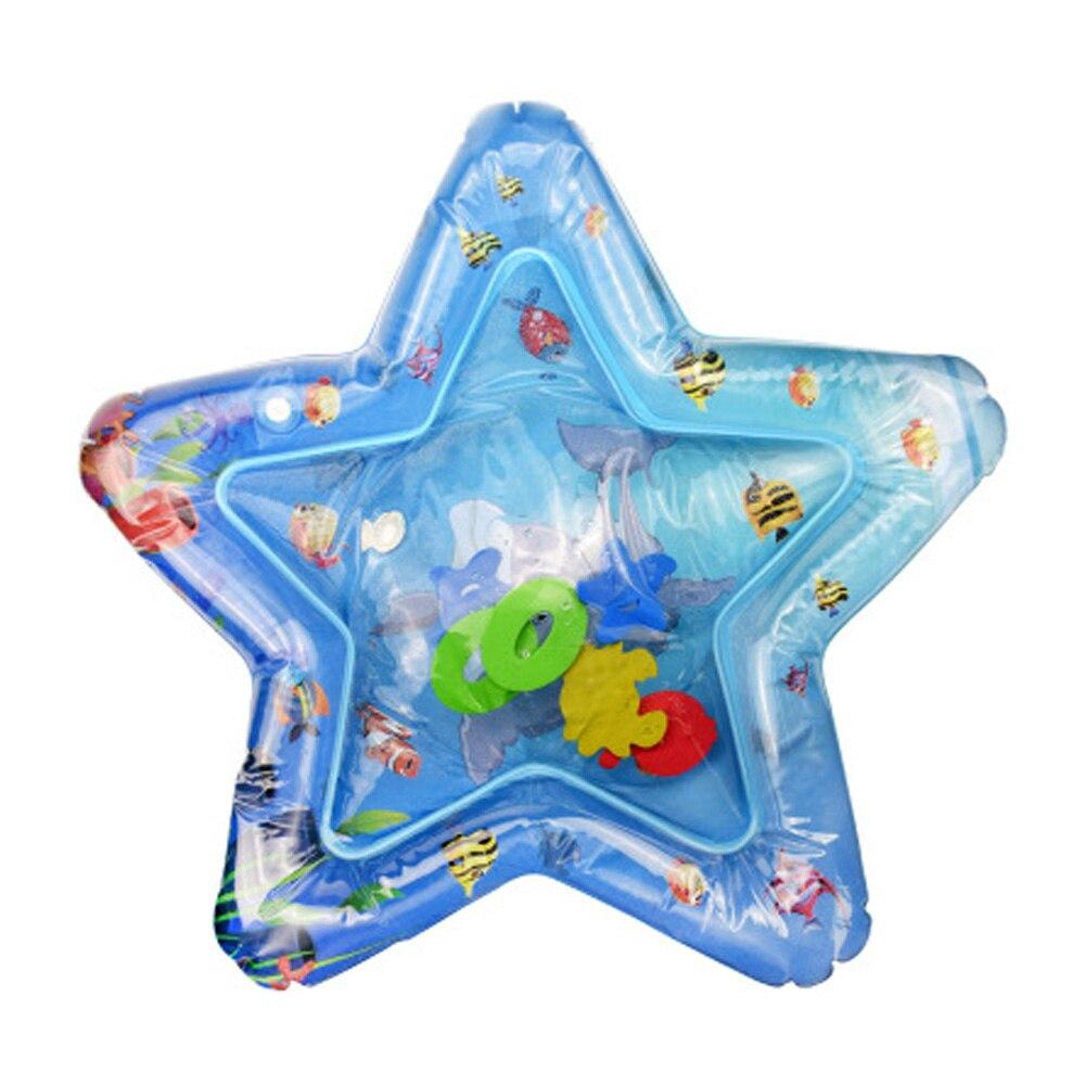 Бассейн надувная подушка многоцветный Приморский надувные игрушки для водяное сиденье Прямая - Цвет: F