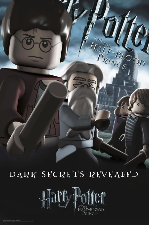 Custom Canvas Art Harry Potter Lego Poster Harry Porter Wall Stickers The Lego Movie Wallpaper Decal Christmas Decoration #848#