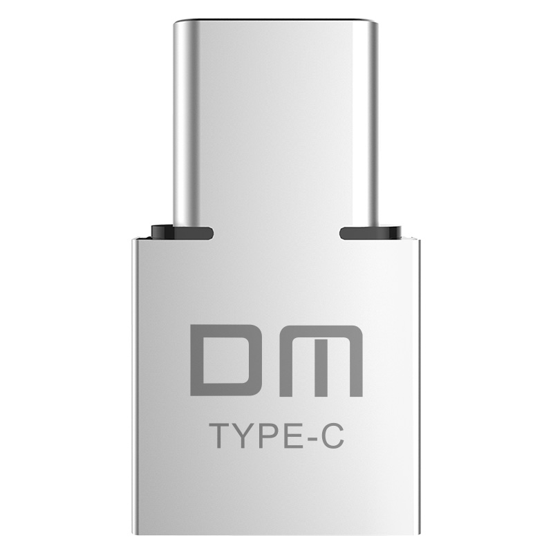 DM OTG Adaptor OTG Function Turn Normal USB Into TYPE C Usb Flash Drive